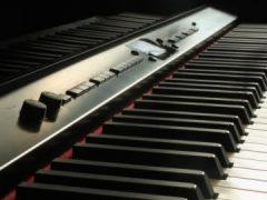 Hoe speel je de liedjes van het keyboard?