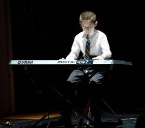 Het Yamaha Keyboard Festival